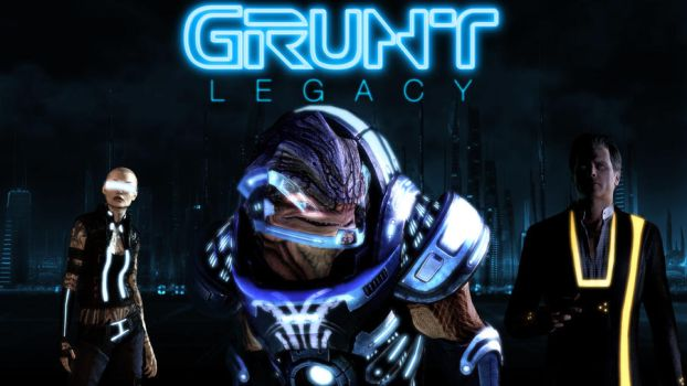 Grunt Legacy Wallpaper V.2 by Stealthero