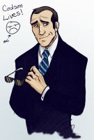 Coulson by saylem