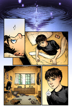 Dreamt of You: page 02 by RenieDraws