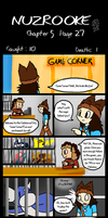 NuzRooke Silver - Chapter 5 - Page 27 by DragonwolfRooke