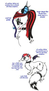 Sickle and mink Ice ref bits by Akanthaville