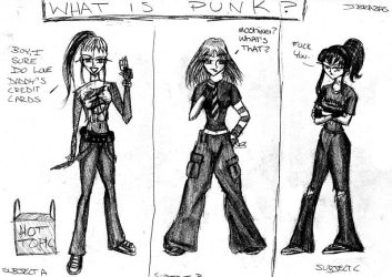 What is Punk by nyuura