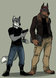 Who said short [comm] by MadDogVII