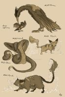 Realistic Pokemon Sketches- Page 4 by VincenzoNova