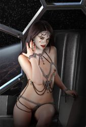 Padme: Concubine of the Emperor by demogoron