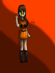 HAPPY HALLOWEEN by blinqq