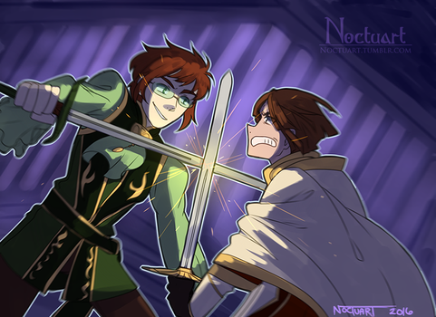 Duel by Noctuart