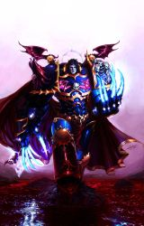 The VIII Primarch by saint-max