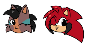 Chibi icon Batch 3 by CuteyTCat