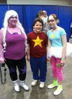 Steven Universe n Crew by VeronicaPrower