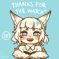 Thanks for the watch by ferfeng