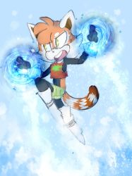 Ice Powers by CatthePanther