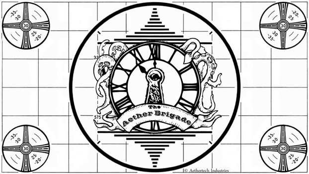 Aether Brigade Aethervision Test Pattern by AethertechIndustries
