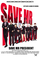 DPR MISSION 4 SAVE MISTER PRESIDENT by Son-Geekou
