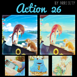 Arriiety Action 26 by Arriiety