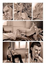 single page of ... thorkiness. by kamineo