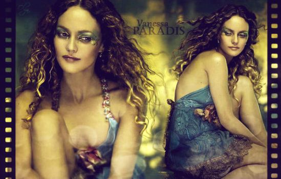 Vanessa Paradis by love-raider