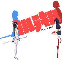 Kill la Kill by kumatokuma