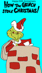 How the Grinch Stole Christmas 50th Anniversary by mrentertainment