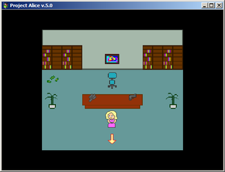 Project Alice Screenshot2 by eurritz