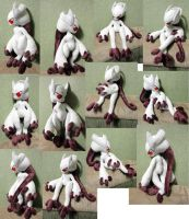 Mewtwo from Pokemon X and Y by Rens-twin