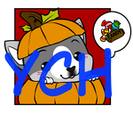 Pumpkin Cheeb YCH -Unlimited Slots- by Marquez0725