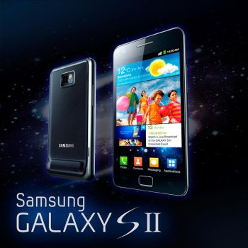 Samsung Galaxy S II by DecanAndersen