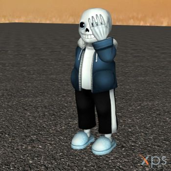Sans by WOLFBLADE111