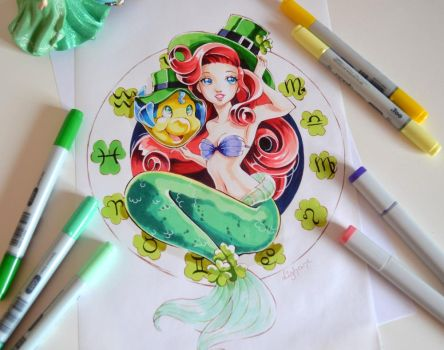 Happy St. Patrick's Day! by Lighane
