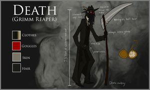 Death Reference by Lordfell