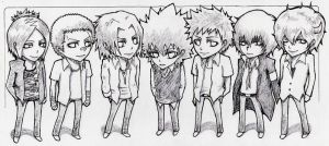 KHR:Vongola Family by sin-cos-tan