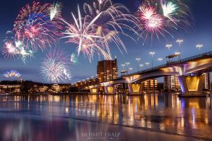 New Year in Finland by m-eralp