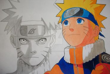 The Hero - Naruto Uzumaki by SakakiTheMastermind