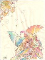 Number 61: Fairy Tale by SATOSHI-COLORS