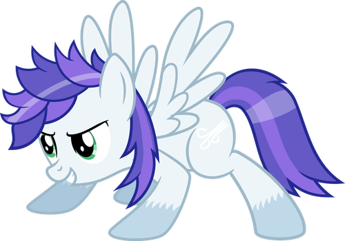Hairbreeze (request) by VaderPL