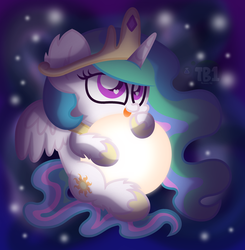 Little Star [+Speedpaint] by Bubbly-Storm