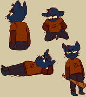 mae doodles by cobb-twins