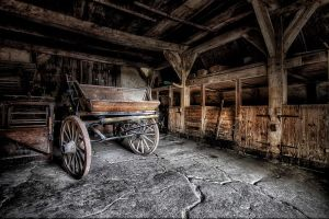 old coach by IndependentlyConceal