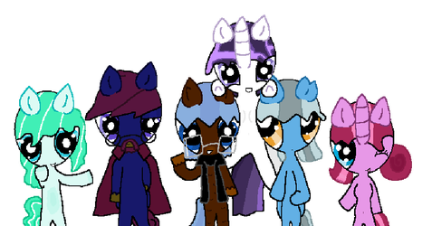 Group Shot by Pigpeter