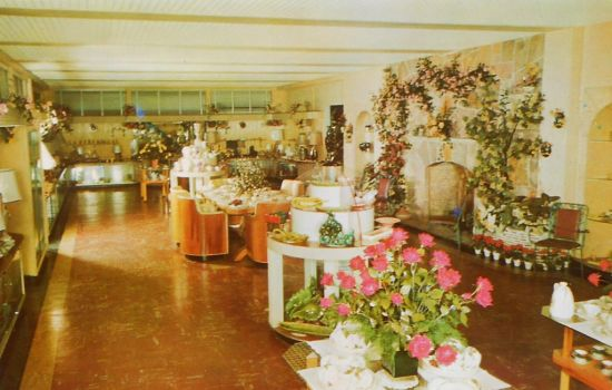 Vintage Shopping - Artificial Flowers by Yesterdays-Paper