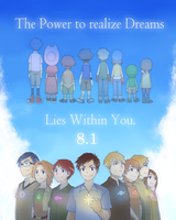 The Power to realize your dreams. by QuirkiDigital