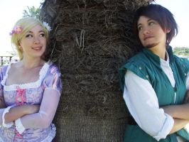 Tangled Cosplay by jellyfire