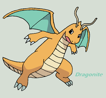 Dragonite by Roky320