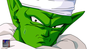 Piccolo .:Lineart20:. Color by PrinzVegeta