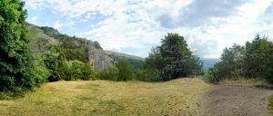 Perevalnoye village area 2, Crimea, Sept. 4, 2011 by anyword