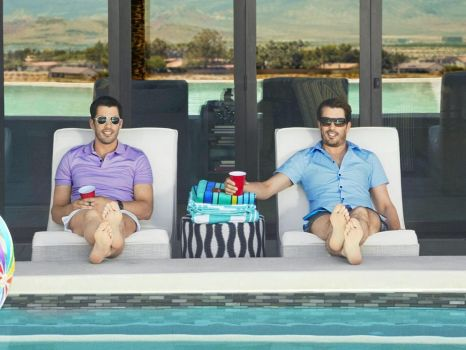 Property Brothers Barefoot Soles! by Tickler24