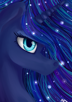 Luna (redraw) by Moon-Wing