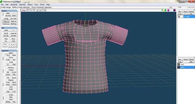 Metasequoia Shirt by AwesomePal