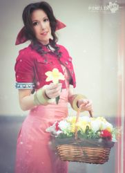Thanks for buying my flowers! by HanaStar-Photos