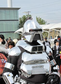 Cylon London Expo Oct 08 by Dead-Space